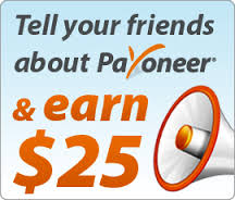 earn money with payoneer