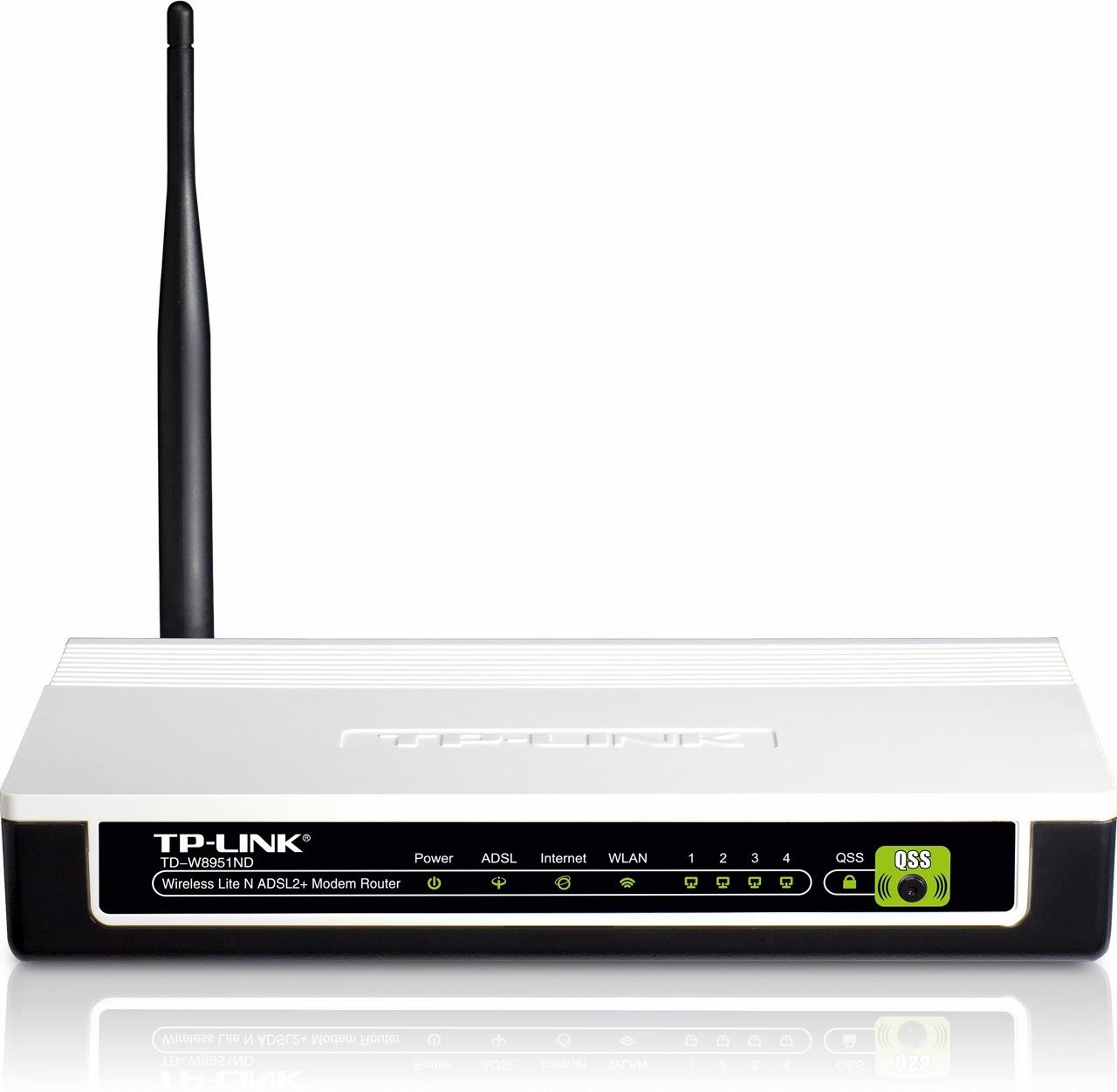 crack password modem tp link