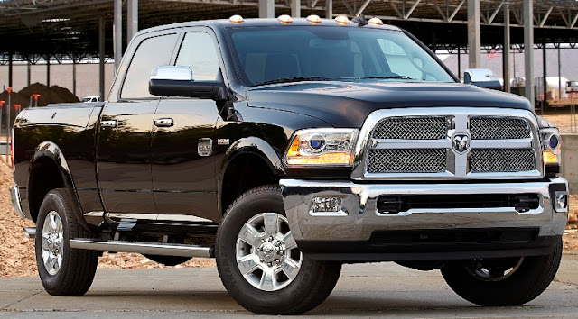 2014 Ram Heavy Duty Gets All-New 410 horsepower 6.4-liter HEMI V-8