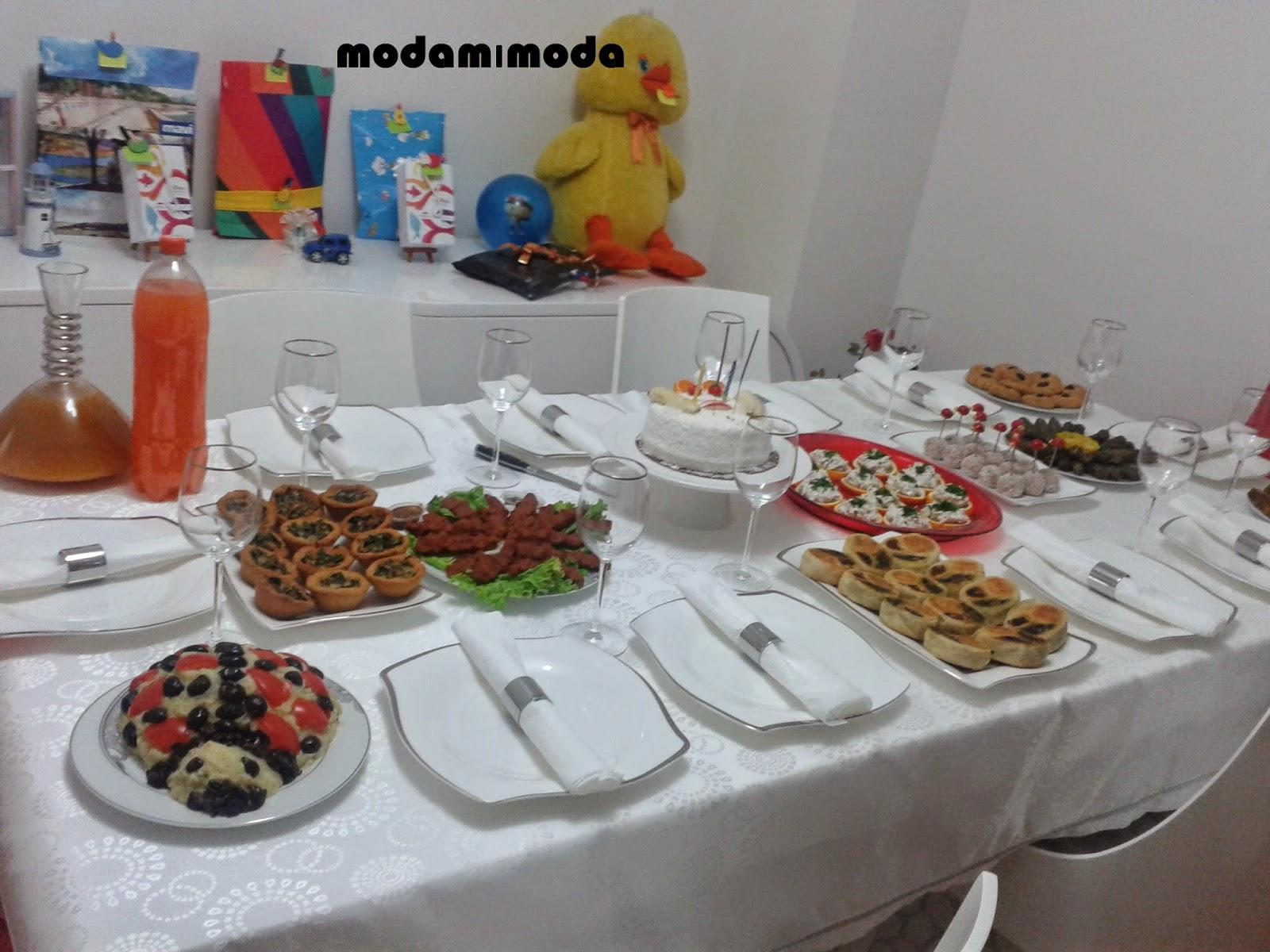 çocuk doğumgünü partisi