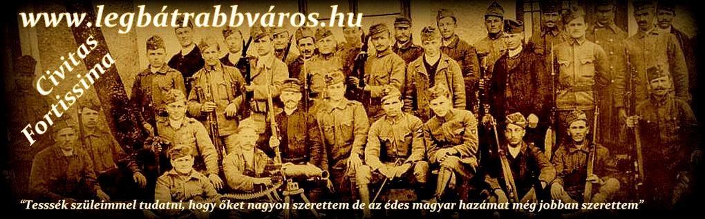 Civitas Fortissima - www.legbatrabbvaros.hu