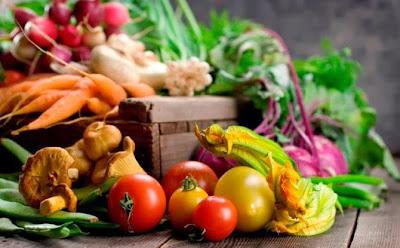 فوائد الخضروات و الفواكة الملونة