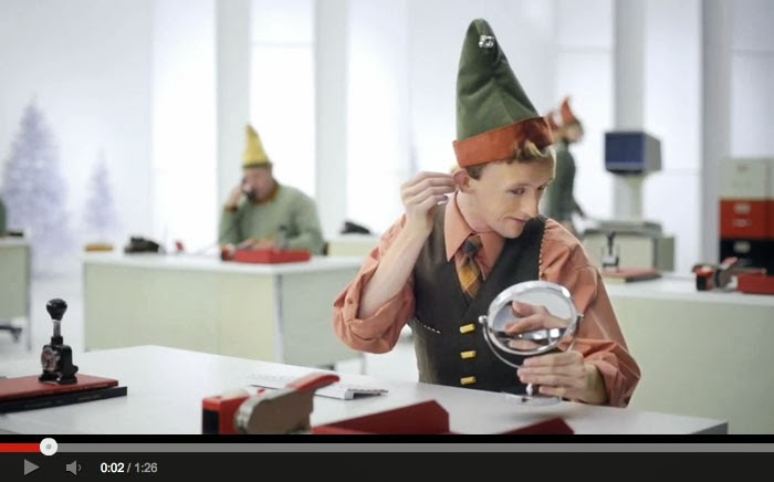 actor paul cram plays an elf