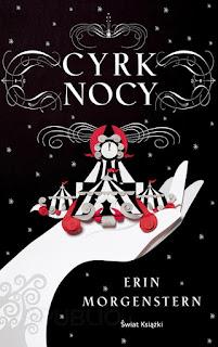 CYRK NOCY - ERIN MORGENSTERN