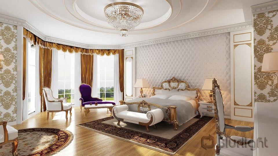 decoracao interiores luxo:Bricolage e Decoração: 12 Quartos de Casal de Luxo