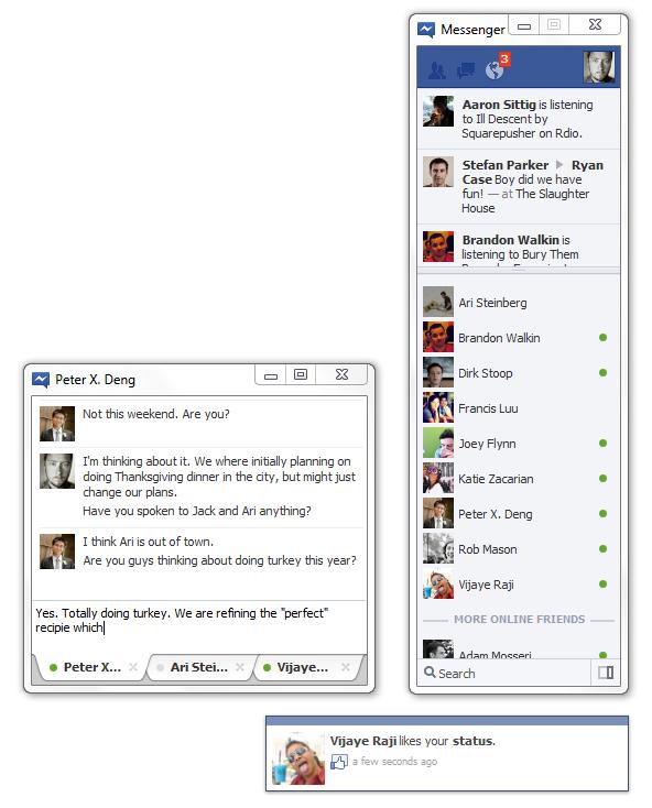 facebook online chat download