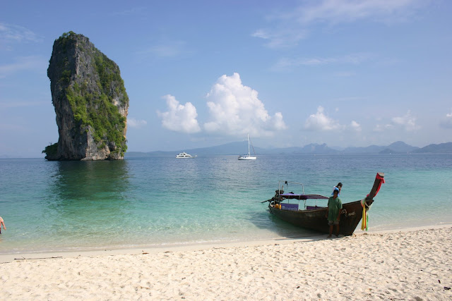 Krabi thailand travel guide
