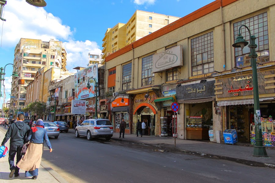 Travel Photo Diary Alexandria, Egypt Levitate Style