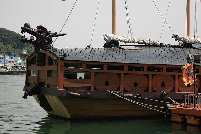 Gambar Kapal Layar Kura-Kura tidak berlayar
