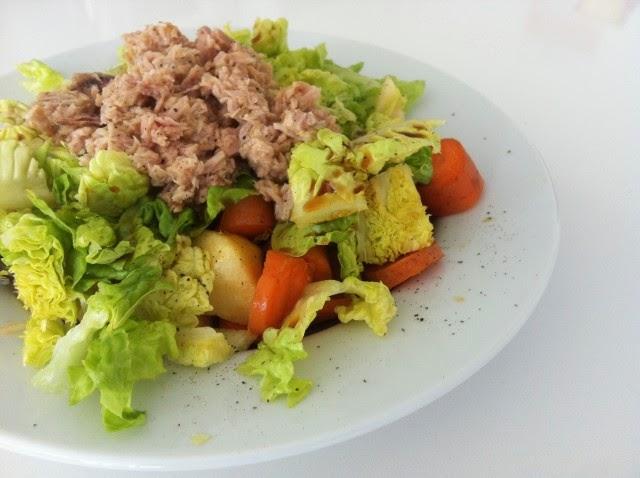 Alimentaci n y salud cenas saludables y ligeras para - Comida sana y facil para adelgazar ...