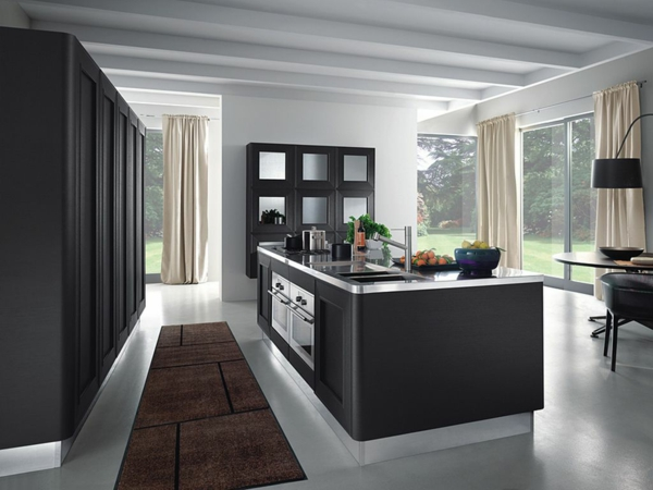 Fotos de cocinas grises ideas para decorar dise ar y Modern kitchen design trends 2014
