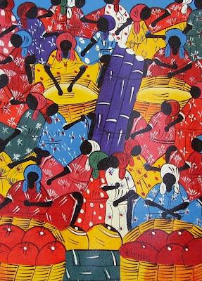 cuadros-mujeres-africanas