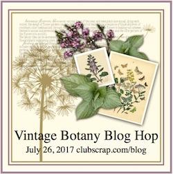 Vintage Botany Blog Hop
