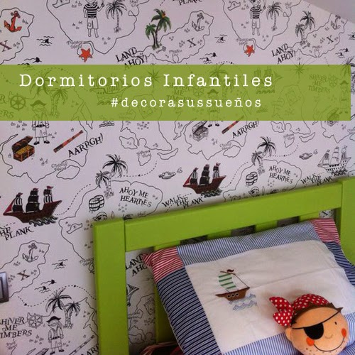 Dormitorio Infantil Pirata Laura Ashley