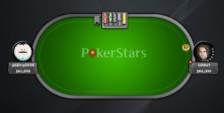 Haxton vs. Blom for a half-milly