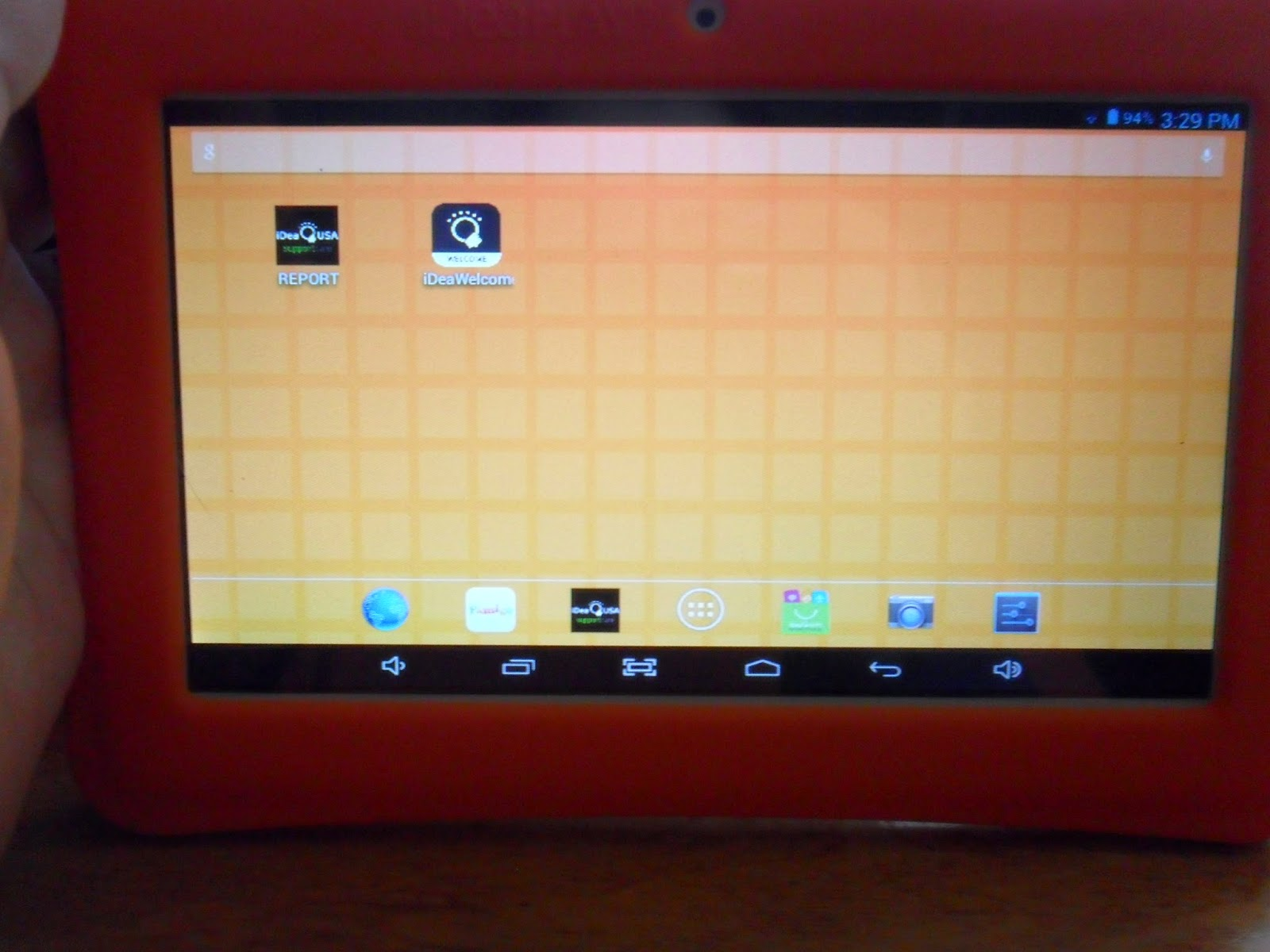 Some great iDeaPlay Tablet. Review