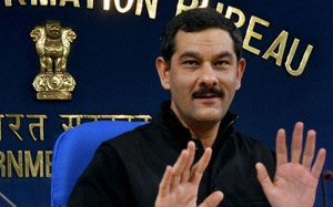 Jitendra Singh, Indian Premier League, Spot-fixing scandal, Sports Minister of the country