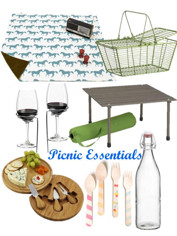 picnic essentials, picnic baset, picnic blanket, picnic,