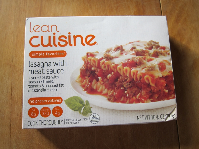 Leanquisine for Are lean cuisine meals good for you