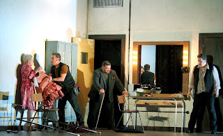 Carmen Giannattasio, Benjamin Hulett, Dimitri Platanias, Aleksandrs Antonenko (C) ROH. Photographer Catherine Ashmore