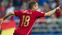Spanyol vs Slovakia 2-0 Video Gol & Highlights