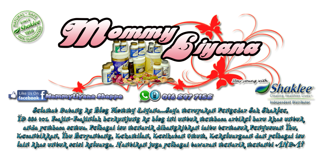 :: ~ Mommy ~ Liyana ~ ::