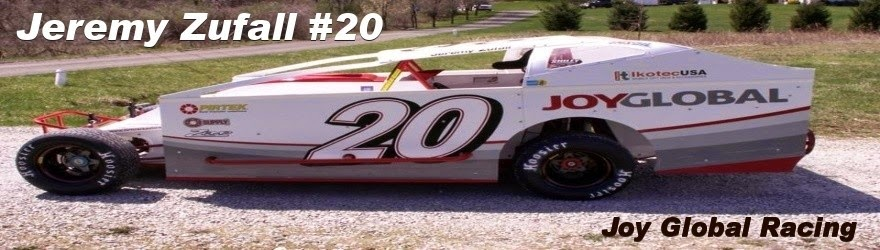 Dirt Track Racing Jeremy #20