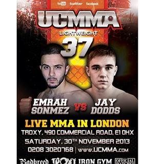 Jay Dods Ellis  -  Aikido/ MMA