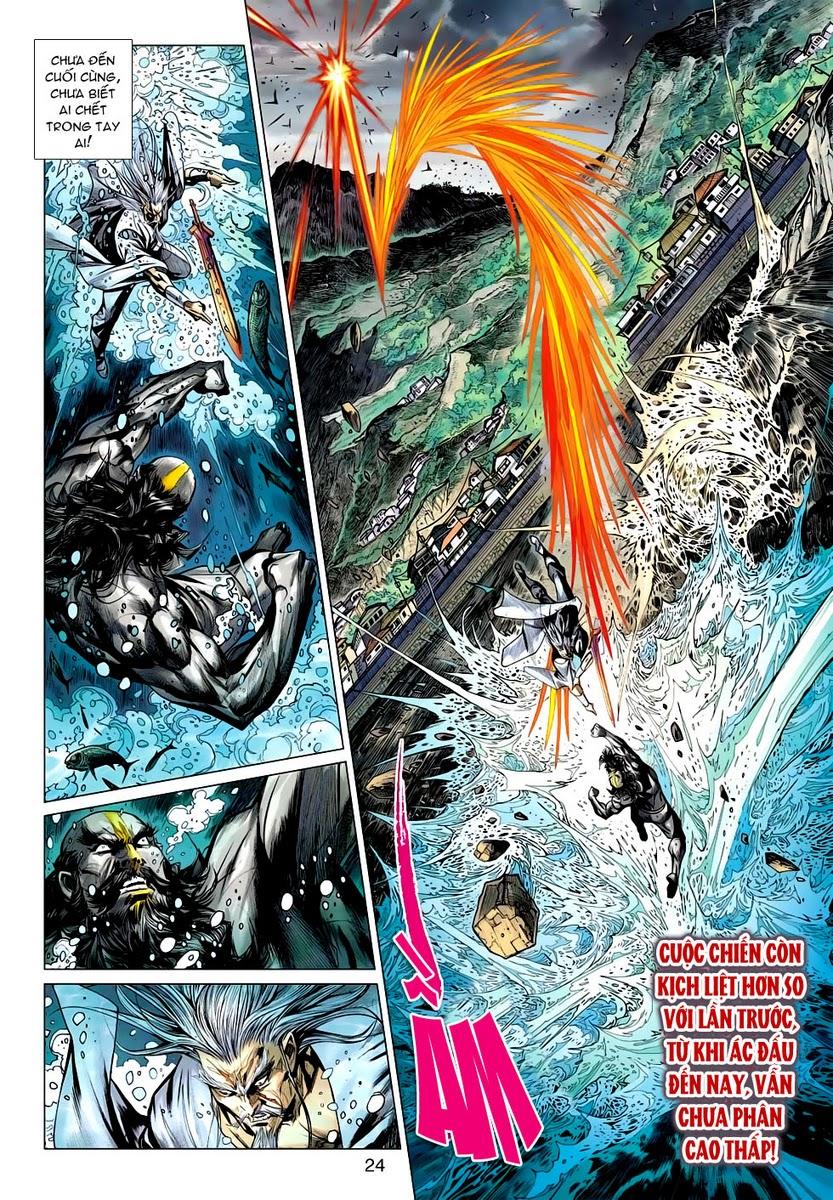 Vương Phong Lôi 2 Chapter 44 - Trang 23
