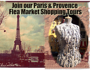 Shop the Flea Markets of Paris &amp; Provence, Spaces available October 2012