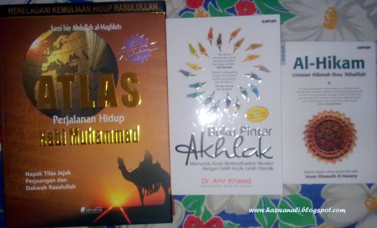Atlas Perjalanan Hidup Nabi Muhammad 4 Atlas Perjalanan Hidup Nabi