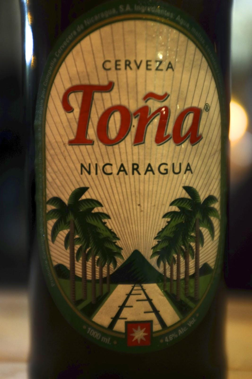 Bière Toña Nicaragua