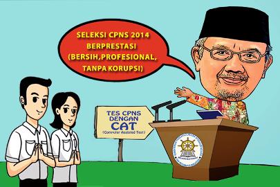 Penerimaan CPNS 2014
