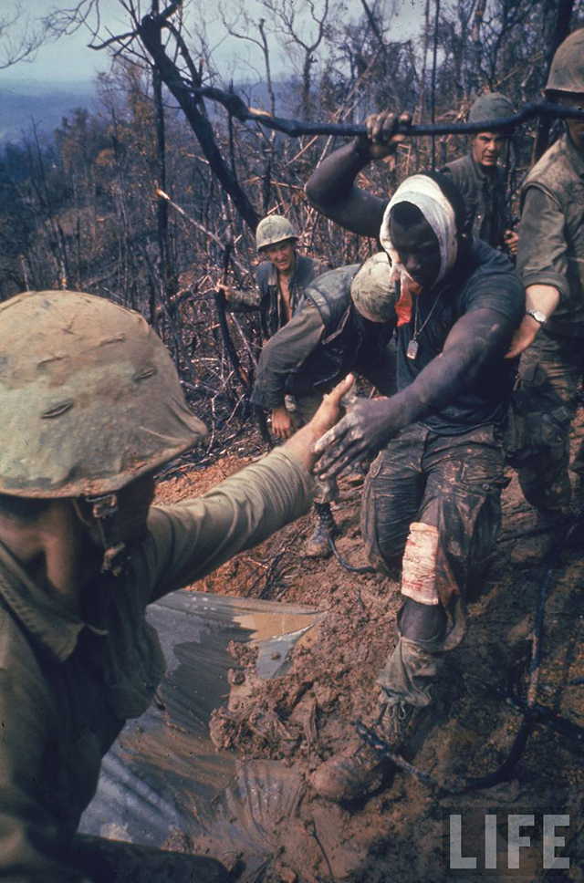 americas role in the vietnam war The role of nurses in the vietnam war on march 15, 1965, large shipments of troops arrived in south vietnam these troops occupied the country until 1973 during this time, many men fought and died for the united states of america.