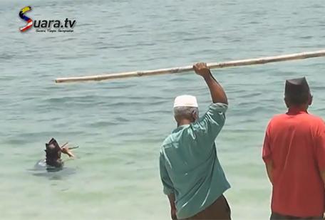 Gempar Video Malaysia Hantar Raja Bomoh VIP Untuk Mencari MH370 Di