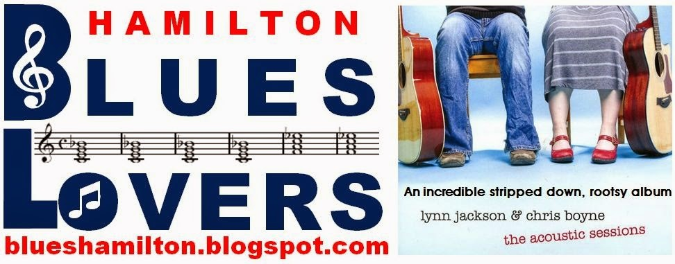 Hamilton Blues Lovers