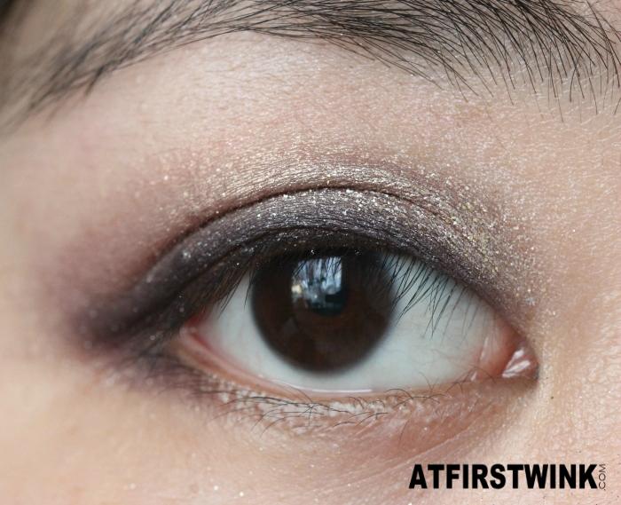 Too Faced La Belle Carousel - pink eyeshadow palette la vie en rose makeup look