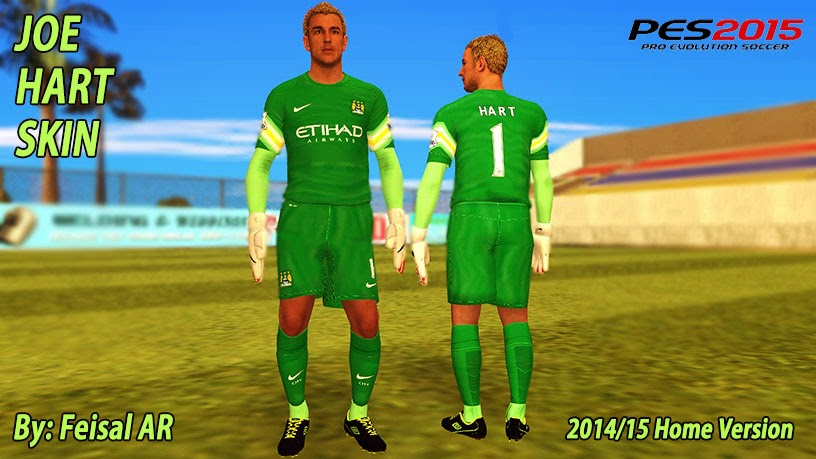 joe hart manchester city gta