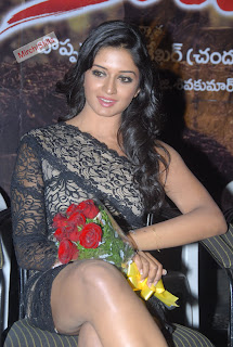 Vimala Raman WOW what Stunning Black Gown Lovely Beauty Must See (10)008.jpg