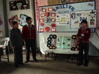 Área: Inglés