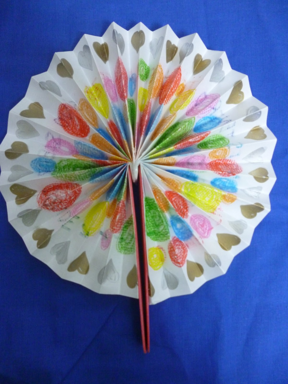 Abanicos para el verano - Como hacer un abanico ...