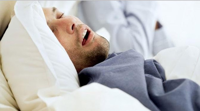 Ternyata Tingkatkan Risiko Kematian dan Stroke, Jika Tidur Anda Ngorok