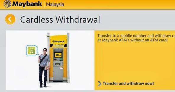 Withdrawal malaysia