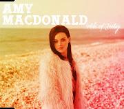 Amy Macdonald4th Of July. Uma coisa a dizer, o atual cd dela é uma .