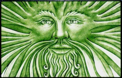 BRIGID The Green of Renewal