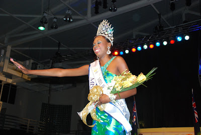 Miss British Virgin Islands 2011 Abigail Hyndman,Abigail miss bvi 2011