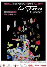 CONCURSO DE CANTE FLAMENCO FESTIVAL INTERNAC CANTE FLAMENCO DE LO FERRO