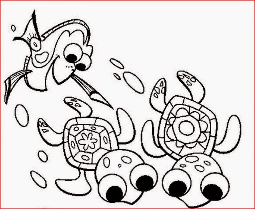 coloring pages turtles free printable coloring pages