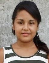 Celeste - Honduras (HO-348), Age 13