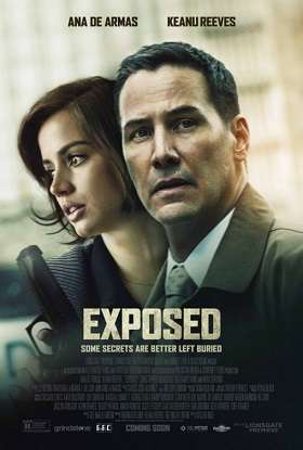 Exposed 2016 720p BrRip 750mb ESub, Hollywood English movie the exposed 2016 blu ray original 720p brrip free direct download including english subtitles 700mb from world4ufree.cc